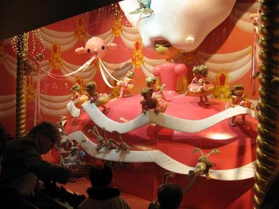 Galeries Lafayette de Noël